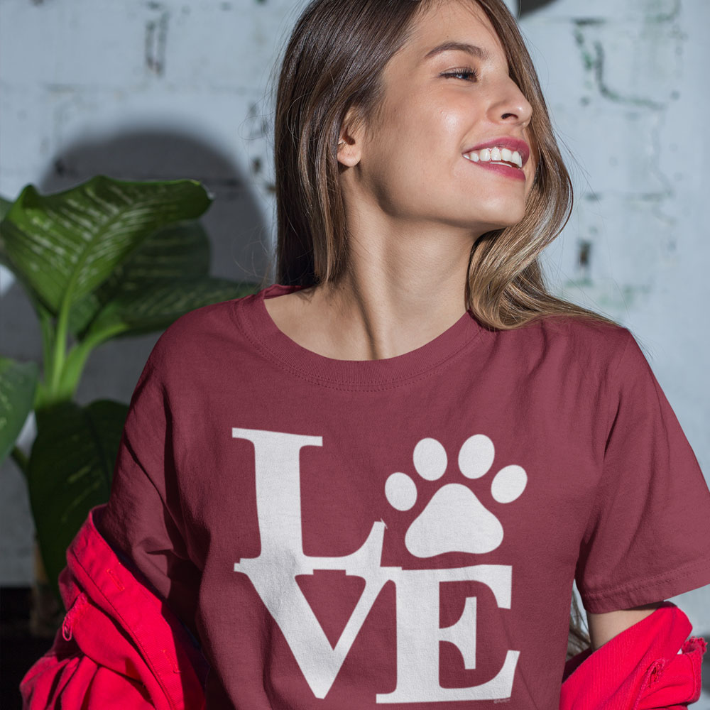 Paw Love T-Shirt