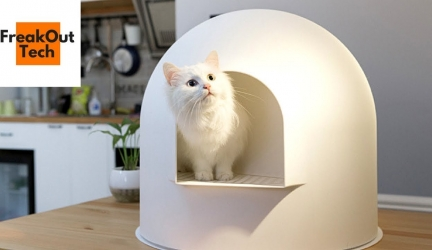 5 Incredible Inventions For Your Cat #1