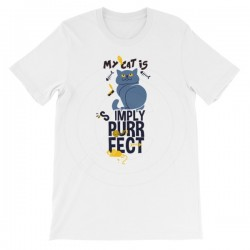 My Cat Is Simply Purrfect T-Shirt