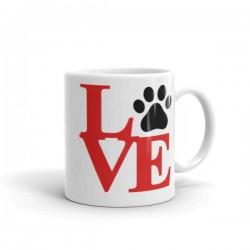 Love Paw Mug
