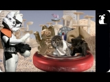Star Wars Parody – Paw Warz – Not The Toiz You're Looking For