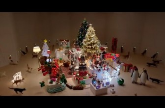 Temptations Christmas Commercial 2016 – Keep Them Busy